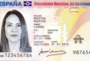 DNI derecho obligación españoles