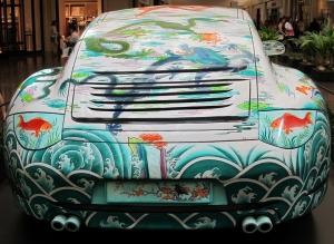 coches convierten arte