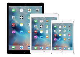 cuatro versiones Ipad