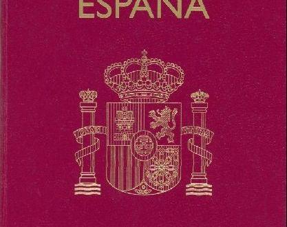 pasaporte español identifica ciudadanos exterior