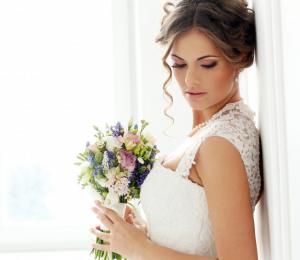 Qué precio tiene un vestido para la novia