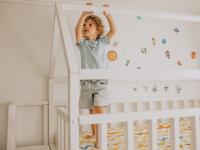 ¿Cuánto cuesta un dormitorio infantil?